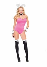 Hot Hopper Pink Women Bodysuit