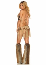 Adult Cave Woman Costume