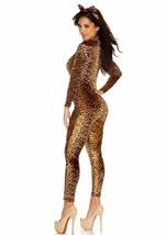 Kitty Kat Women Sexy Feline Halloween Costume