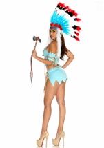 Tomahawk Hottie Native American Women Halloween Costume