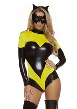 Nocturnal Knockout  Superhero Costume