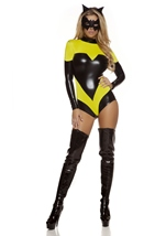 Adult Nocturnal Knockout  Superhero Costume