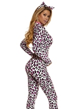 Foxy Feline Women Sexy Cat Halloween Costume