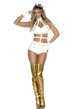 Heart Of The Sea Women Sexy Sailor Costume