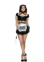 Room Service Women Sexy Maid Costume
