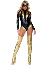 Pretty Protector Super Hero Woman Costume