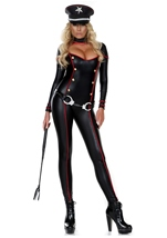 Military Soldier Woman Catsuit Costume