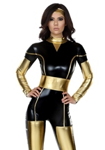 Captivating Conquerer Woman Costume
