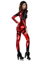Adult Alluring Anime Woman Super Hero Costume