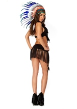 Adult Rain Dance Woman Native American Costume