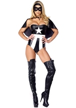 Fascinating Force Woman Costume