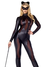 Adult Catsuit Woman Costume