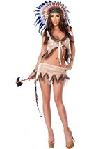 Nifty Native Woman Native American Costume