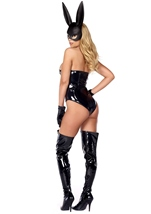 Breathtaking Bunny Bodysuit Halloween Costume