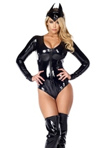Adult Bat Woman Catty Conqueror Costume