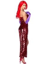 Adult Toon Temptress Woman Costume