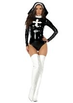 Heavenly Hottie Woman Nun Costume