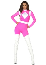 Supreme Woman Pink Catsuit