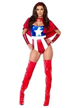 Adult Darling Domination Woman Costume
