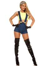 Adult Desirable Me Character Woman Costume