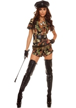 War Ready Woman Solider Costume