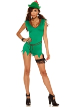 Adult Forever Young Forest Princess Woman Costume
