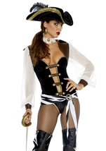 Out To Sea Pirate Costume