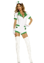 Perfect Prescription Herbal Nurse Costume