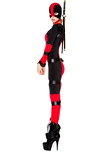 Adult Rebellious Woman Warrior Costume
