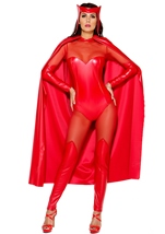 Fiery Force Woman Devil Costume
