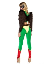 Adult Fly High Woman Hero Costume