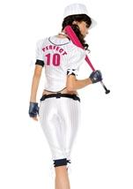 Baseball Babe Sexy Women Halloween Costume