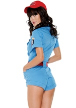 Adult Pit Stop Hottie Women Costume