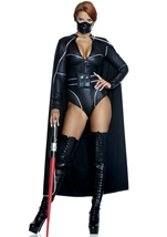 Forceful Movie Character Woman Costume