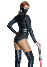 Adult Forceful Movie Character Woman Costume