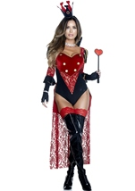Royal Queen Woman Costume