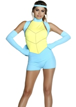 Adult Caught Up Cartoon Woman Costume