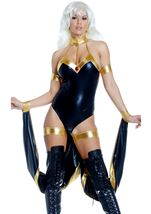 Adult Storm Controller Hero Woman Costume