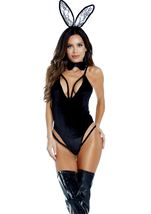 Hop Or Not Bunny Woman Costume