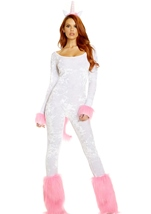 Unicorn Bodysuit Woman Costume