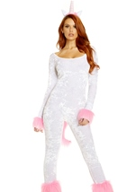 Adult Unicorn Bodysuit Woman Costume