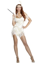 Jazzed Up Flapper Woman Costume