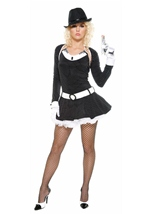 Adult Bombshell Bugsy Women Costume