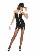 Smooth Criminal Women Sexy Costume