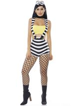 Despicably Irresistible Character Woman Costume
