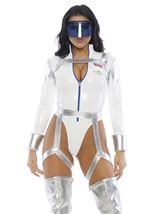 Adult Blast Off  Woman Space Costume