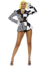 Money Moves International Superstar Woman Costume