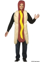 Hot Dog Mens Halloween Costume