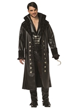 Once Upon A Time Hook Men Costume