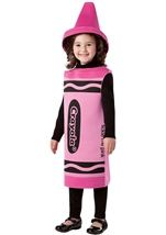 Crayola Tickle Me Pink Kids Costume